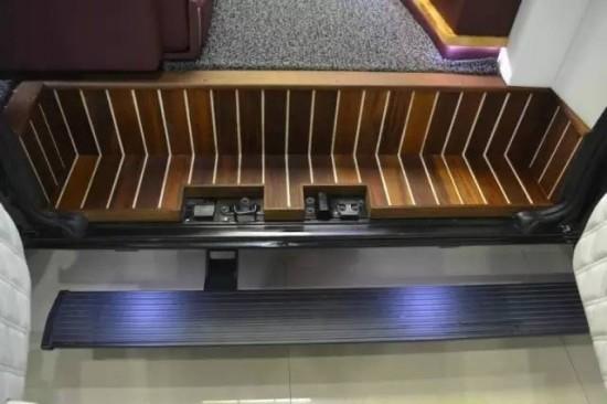 20寸铝合金轮毂 高清防震液晶电视可电动升降,bose低音炮,美国专供7