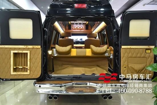 福特E350房车价格多少钱 福特E350报价 -福特E350图片