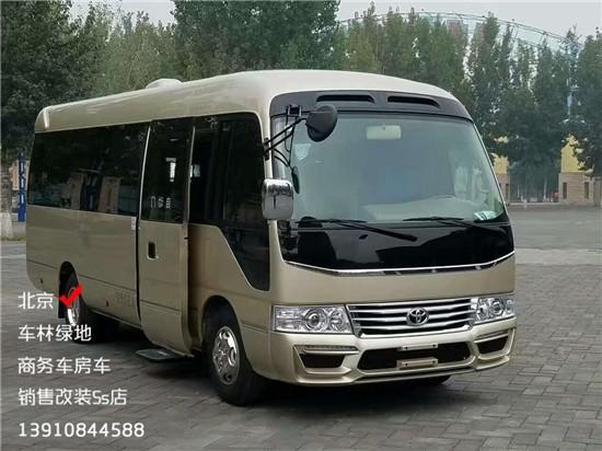北京丰田考斯特12座报价|丰田考斯特12座内饰改装价格