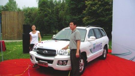 圣达菲c9柴油车上市 售14.48至15.48万元 高清图片