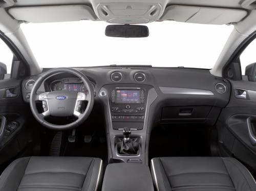配2.0T发动机 福特改款蒙迪欧首发亮相高清图片