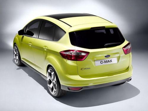 福特C MAX10月英国上市销售 起售价约17.47万高清图片