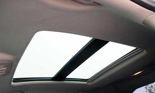通用别克新君越 全景天窗车型售价:22.99-31.99万元-天窗的乐趣 20万高清图片