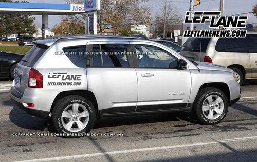 者.   关于动力方面的消息,预计新款jeep指南者依旧会搭载2.4高清图片