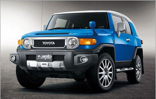 无播改fj:)?h?_modellista改装fj cruiser jaos selected