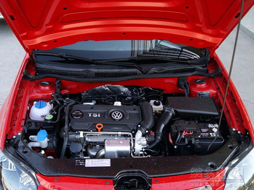 宝来发动机舱图解一汽大众 宝来 发动机舱 宝来1.图片